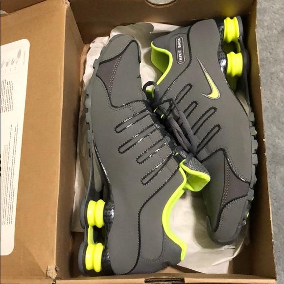 Nike | Herren Turnschuhe Limited Edition | NIKE Shox NZ EU